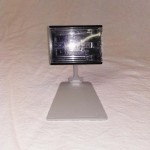 laian promo price display stand swivel base